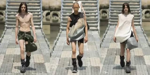 巴黎时装周 意识与知识并重 时尚与艺术共存