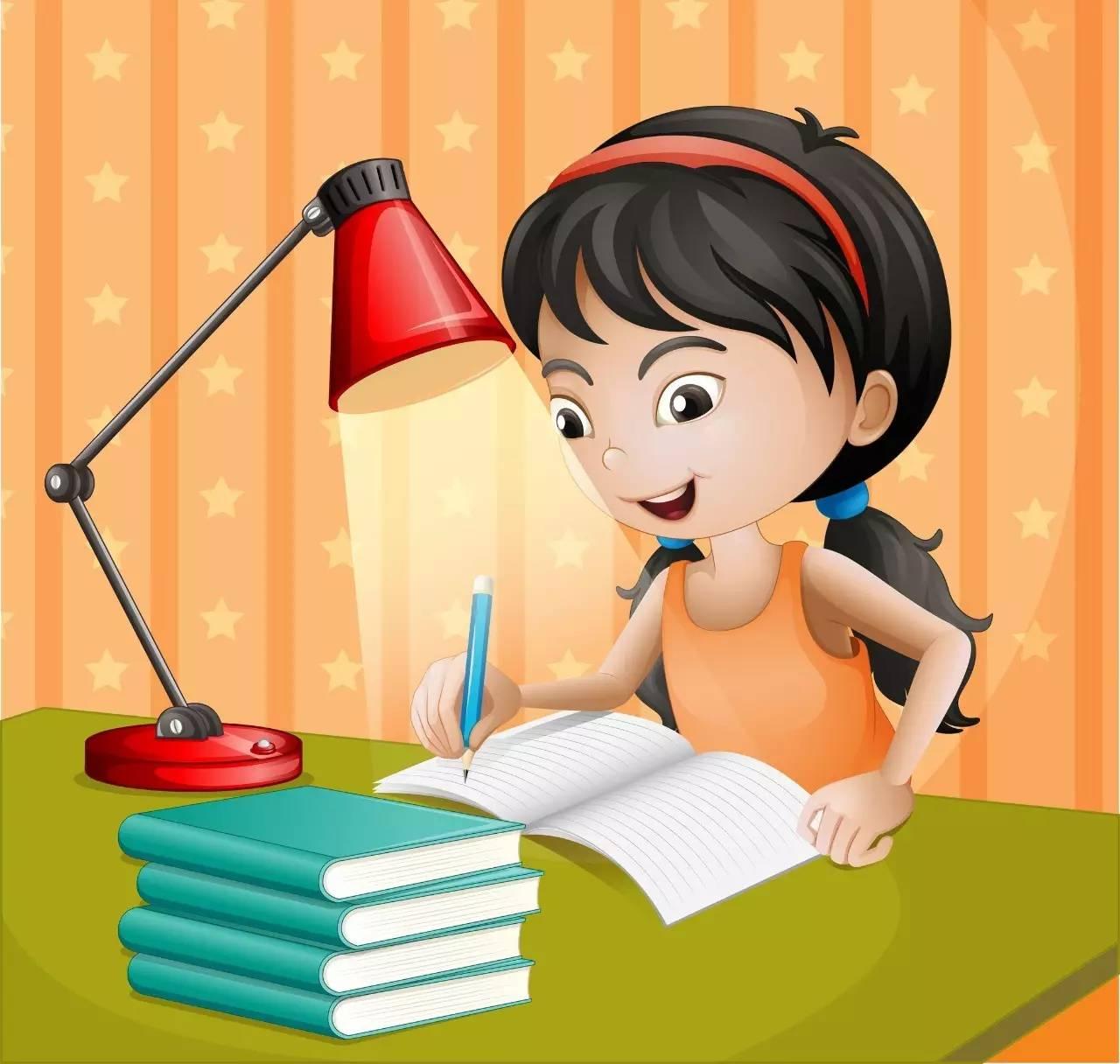妈妈陪孩子写作业有妙招,专治磨蹭!越早用效果越好!图片