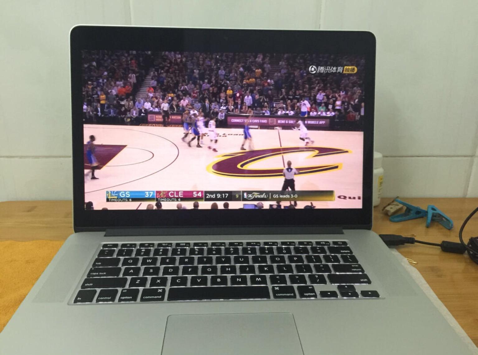 MacBook pro开箱入手