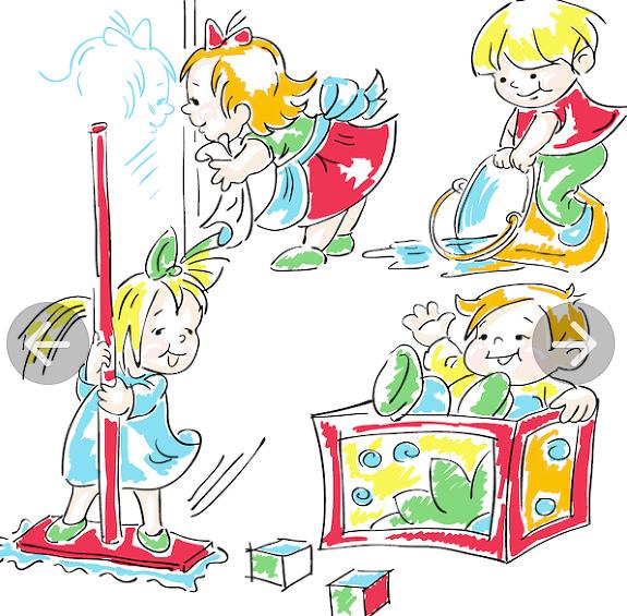 帮妈妈做家务的孩子更聪明,你的宝宝会做什么家务