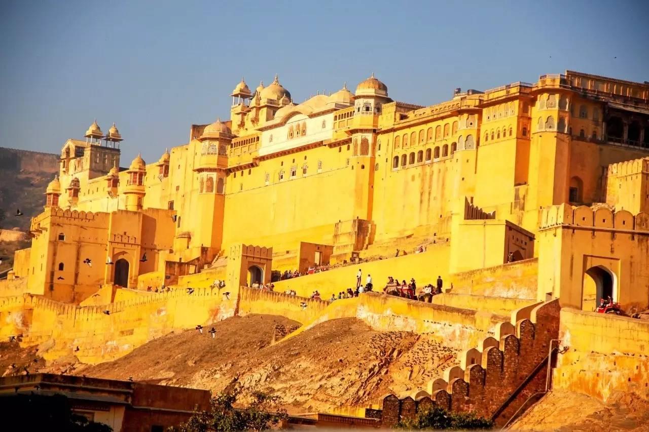 印度四色城 好 色 之徒,就该有好 色 之旅