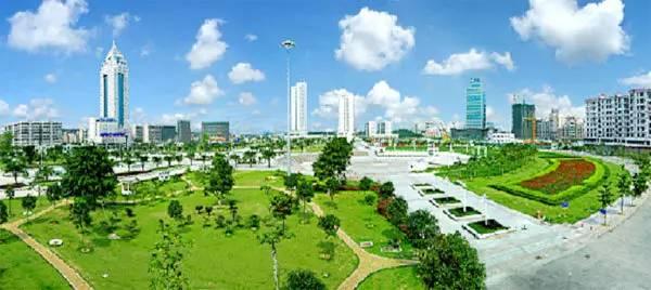 茂名市南香公园_成熟生活圈,南香公园近在咫尺,沃尔玛商圈,文化广场,南香市场,市