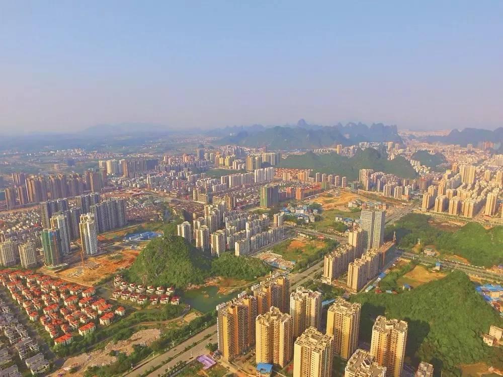 桂林临桂新区楼盘_桂林的政治,经济,商务,文化重心逐渐西移,临桂新区已成为桂林市第一大