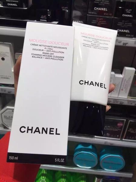 Chanel/香奈儿洁面乳润泽和柔和泡沫区别是什么?