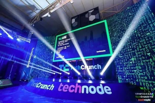 斯波实验室携旗下项目亮相 techcrunch,引爆深圳创业圈
