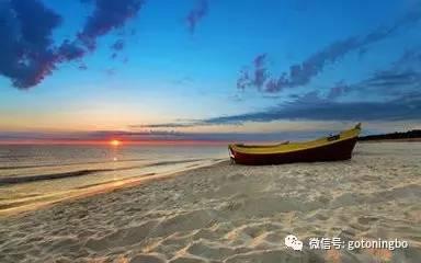 """奉化将现一座风情渔港小镇,沙滩、露营、海景…你期"""""""