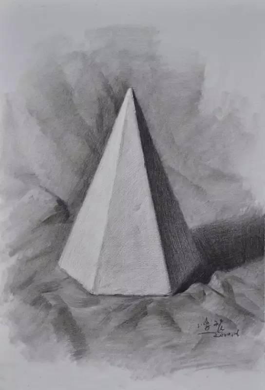 素描几何体结构画不好?这篇帮你搞定!