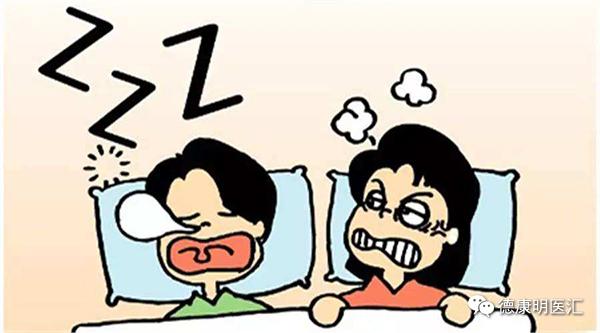 打呼噜达80分贝堪比汽车噪音,别再qq企业邮箱申请以为是睡得香了