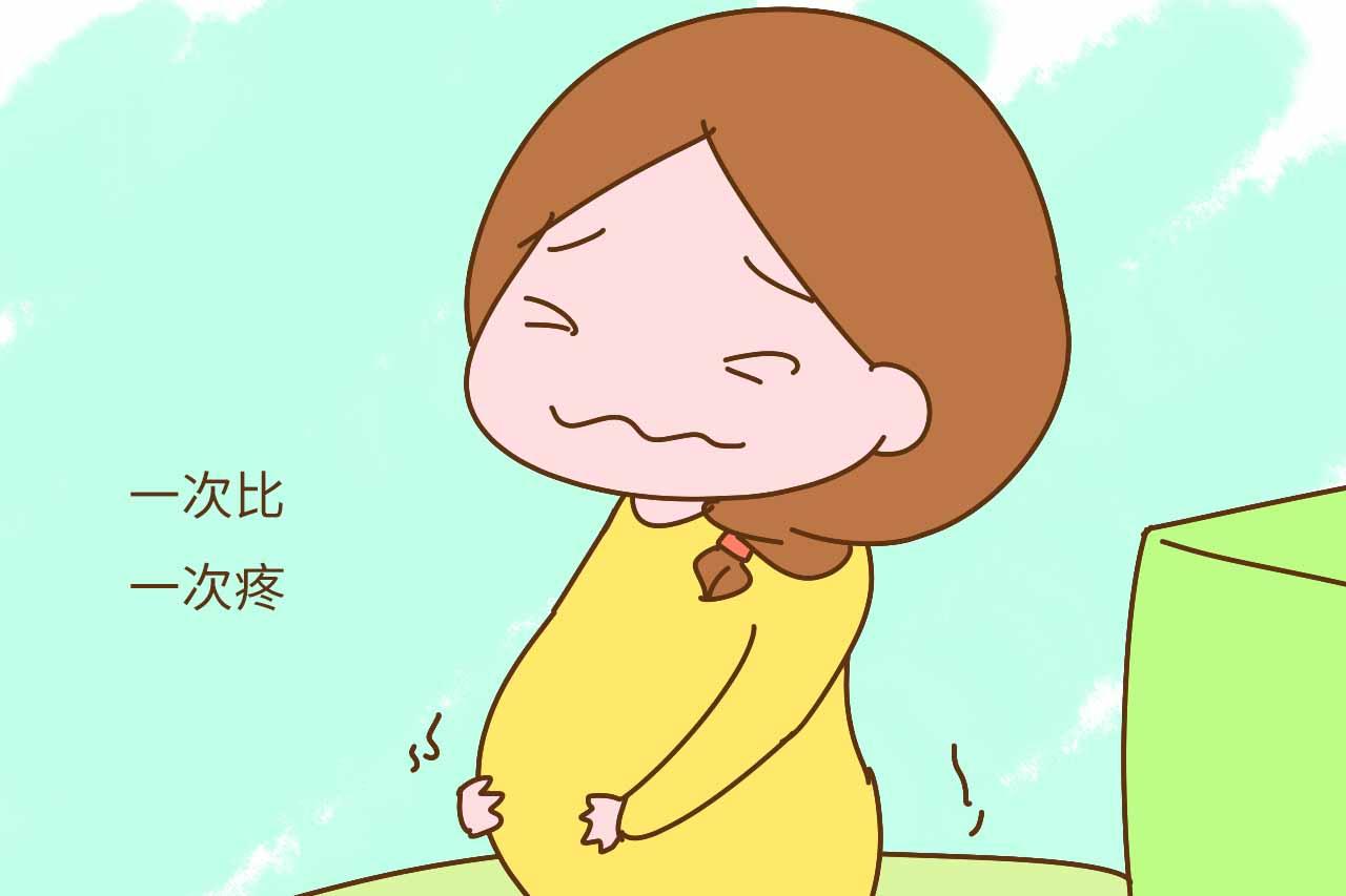 孕晚期肚子疼像痛经是怎么回事?