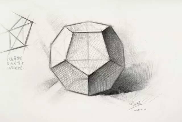 内容包括 绘画基础教学 几何体讲解 素描人体结构 石膏五官单体素描