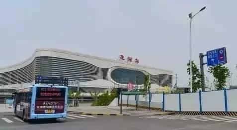 芜湖首段 地铁 已经开挖 途经 火车站 的11条公交线路已调整图片