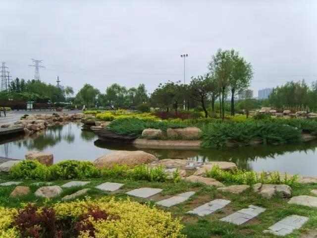 成都活水公园案例_湿地公园设计案例_潜流湿地设计