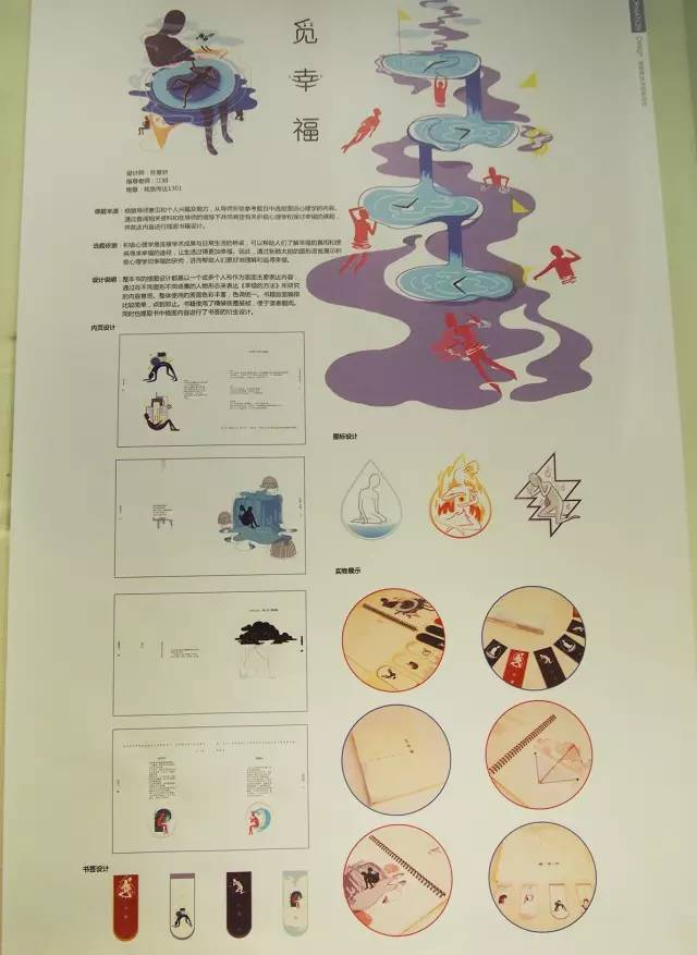 毕业季 | 2017年江南大学毕业设计——工设&视传图片