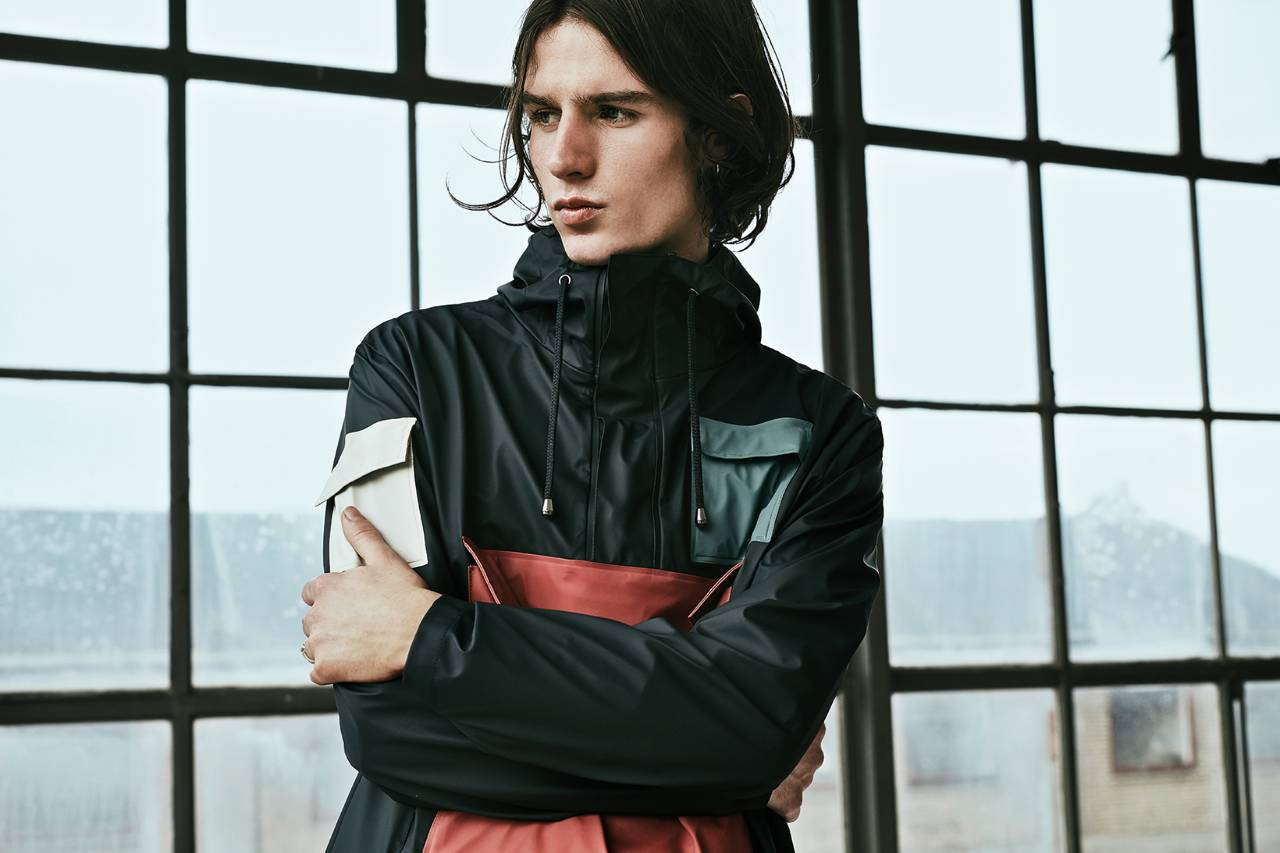 时尚研究所 听说雨要下到7月中你竟然还没找到喜欢的雨衣?