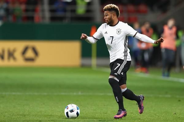 足球 欧青赛 英格兰U21 VS 德国U21