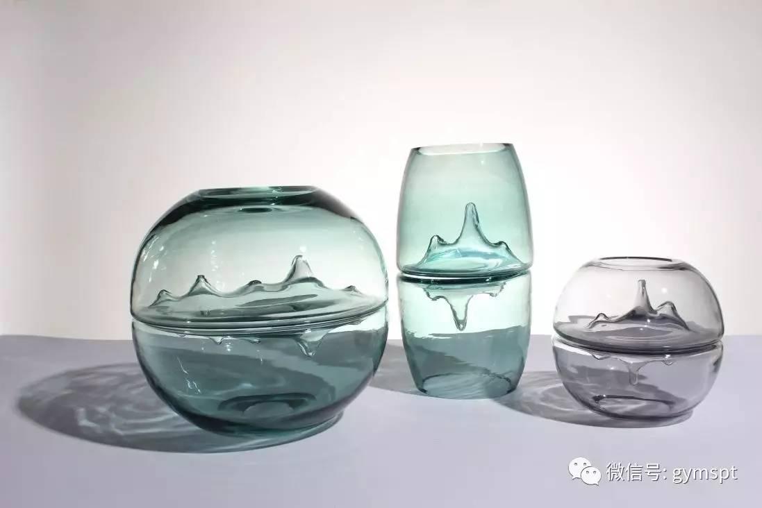 文化 正文  陶瓷与玻璃设计方向的毕业设计在传统成型工艺中加入现代图片