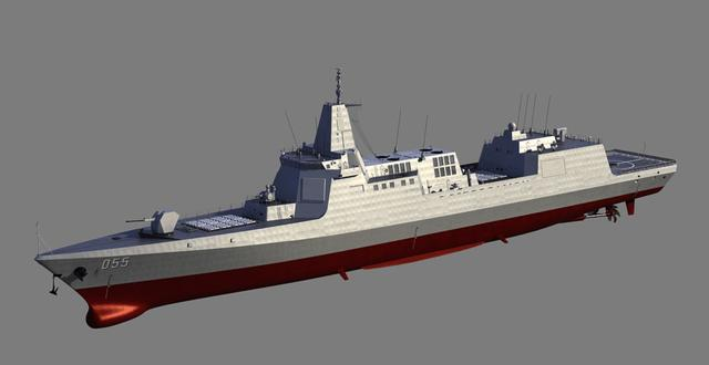 """今天中国下水了个啥让日本不高兴?百年来中国造军舰"""""""