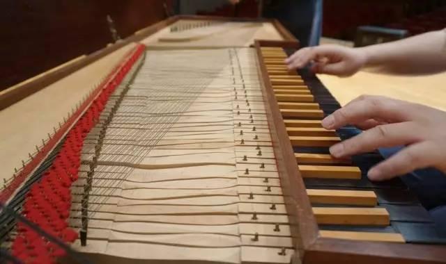盛原,古钢琴与 genelec,探寻最真实的巴赫图片