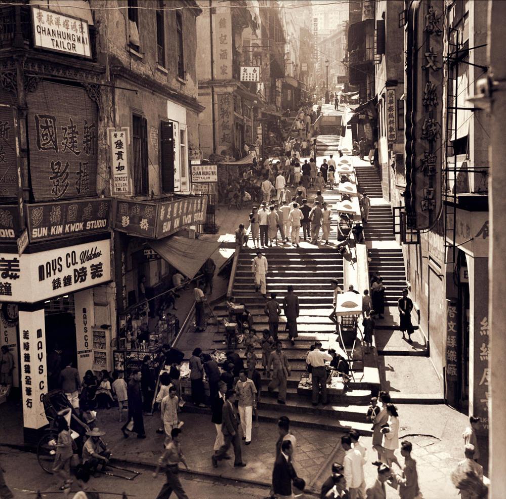 """虽然是香港人,但我对这座城市没有沉淀感"""""""
