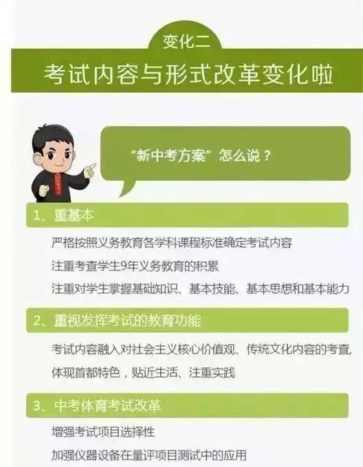 2018北京中考改革这些你知道吗 没想到最受益的是