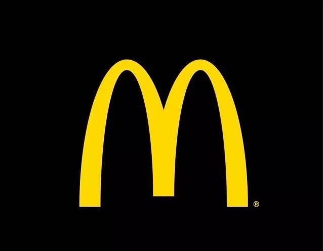 �9�m�)�_符号的特点是简单,比如麦当劳的\