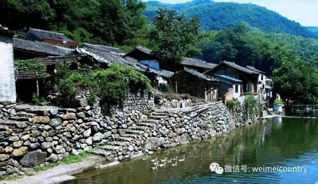 雁村,古朴美貌如仙境!