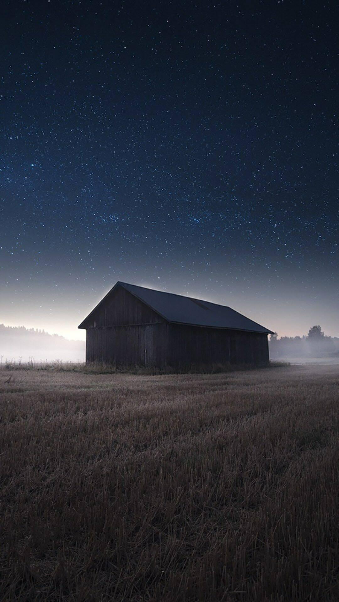星空风景高清 手机壁纸