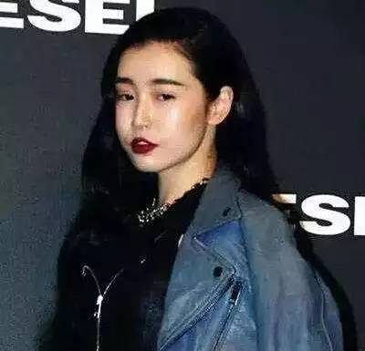 红艺人 楚楚-张辛苑_ 以前也觉得很多_ 明星_ 都是网红脸,或者觉得她们其实长相一