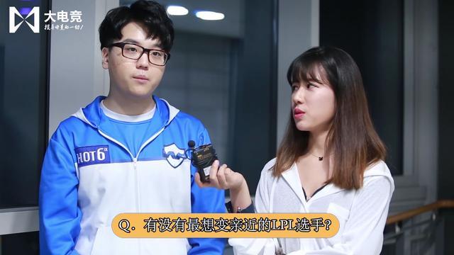 """LCK首席厂长迷弟:洲际赛期待与EDG交手,想在大赛里打"""""""