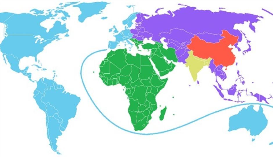人口第二大国_目前世界第二人口大国是
