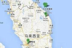 马来西亚gdp_马来西亚地图