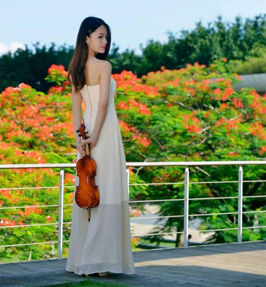 心灵音乐|小提琴曲《荷花颂》陈蓉晖