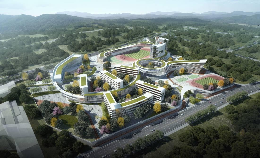 巴川中学100%上重本,中国云教育产业园教育生态链再