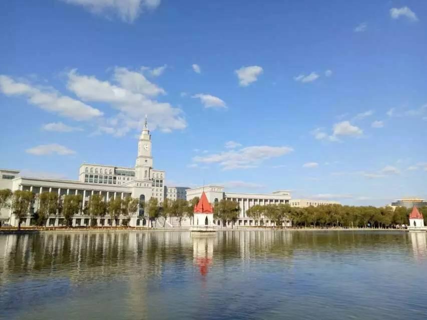 这就是我们的家――哈尔滨师范大学!图片