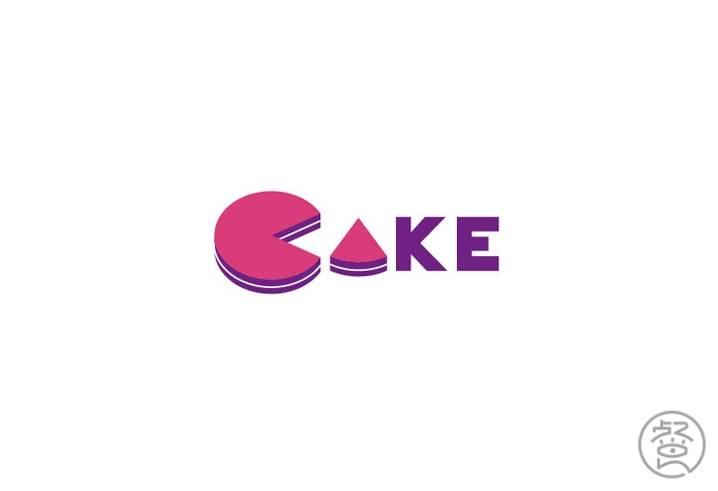 蛋糕店logo设计合集图片