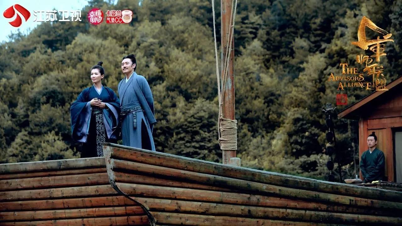 帅大叔吴秀波集合 梦幻班底 军师联盟 打造国剧品质标杆