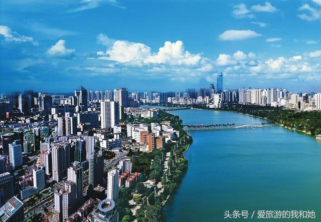 中国南方这三座城市被人们公认为是最干净的城市,有你的家乡吗图片