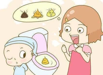 母乳宝宝正常粑粑