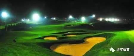 灯光高尔夫球场照明的设计及供电