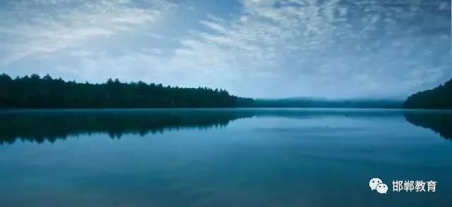 瓦尔登湖畔的感思