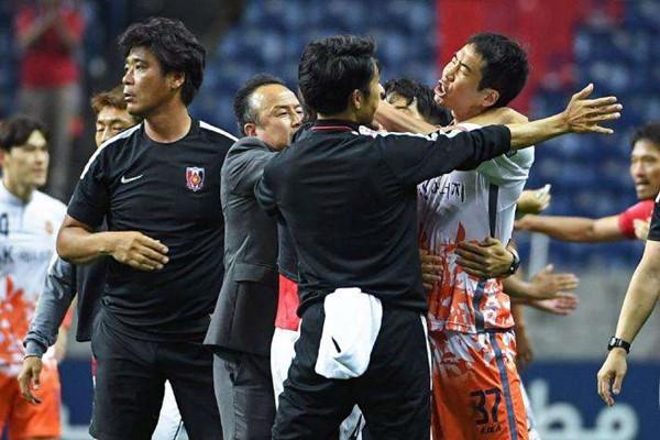 怨?韩国球队死磕亚足联_胆敢不满足要求_就上告至国际奥委会!