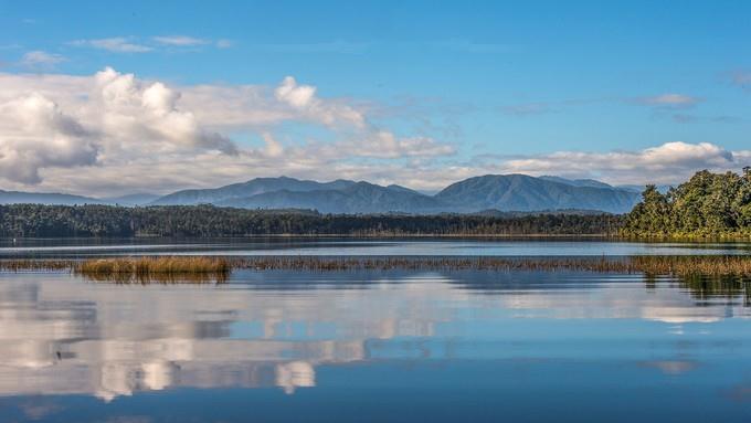 它是新西兰风景最美的湖泊之一,感受大自然的神奇