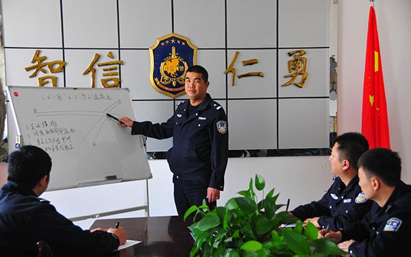 中国公安警服_公安部