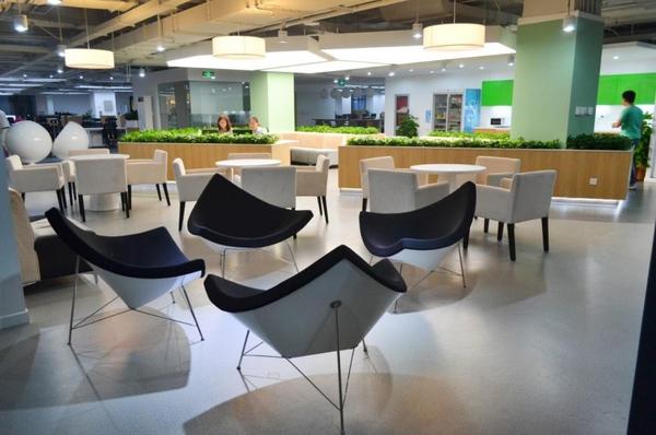 互联网企业的办公室是如何设计的?