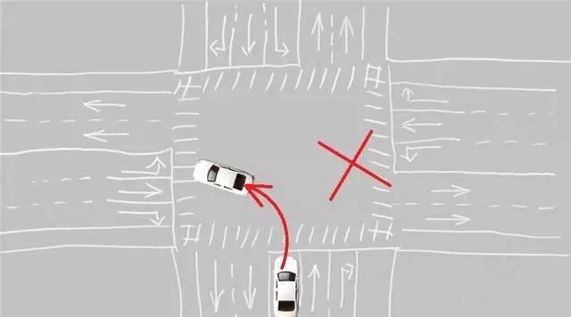 科目三路口左转弯实用技巧,这里出问题立马扣分