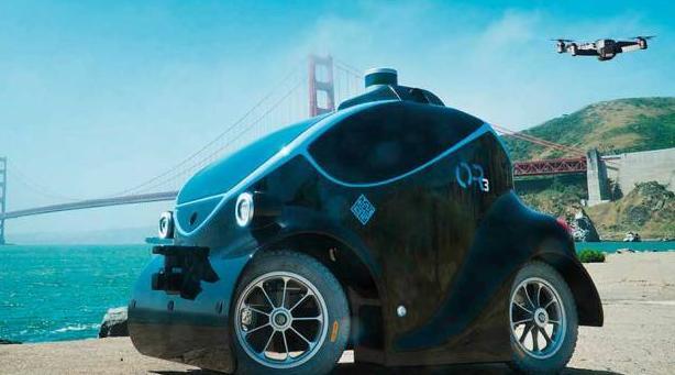 迪拜推出7x24小时无人巡逻车,将成全球最安全城市!