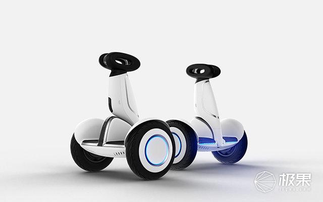 """小米新款平衡车,自动跟随还能遥控,买菜神器"""""""