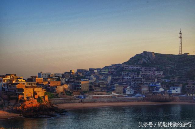 """《欢乐颂2》拍摄地浙江这个小岛名字很美风景自然"""""""