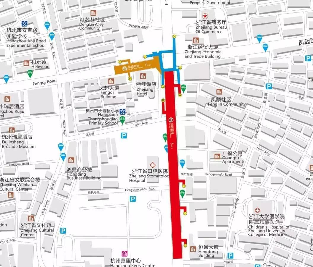 青岛地铁2号线再现塌方事故 造成延安三路路面塌陷 -慧聪网