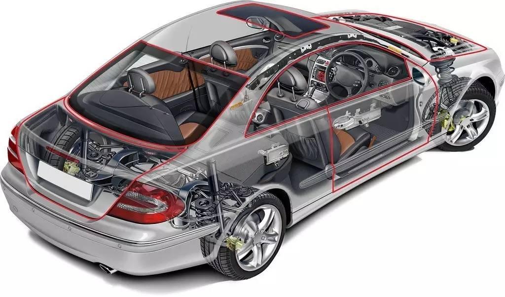 采用奔驰纯正三大件这国产SUV比红旗车更奢华